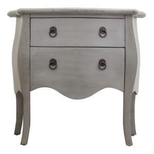 Belly Chest Pedestal grey